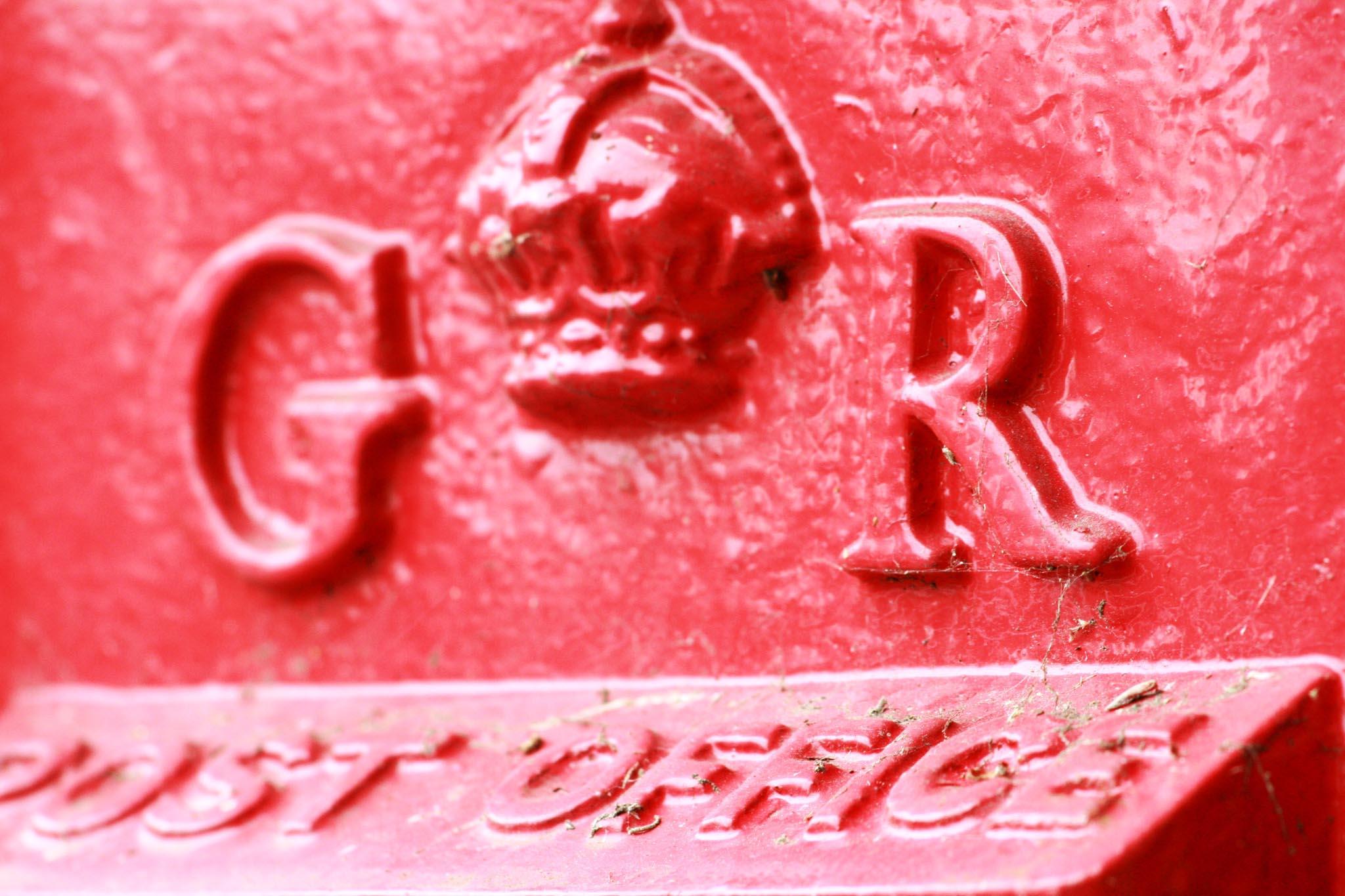GR wall box cipher. Robert Cole