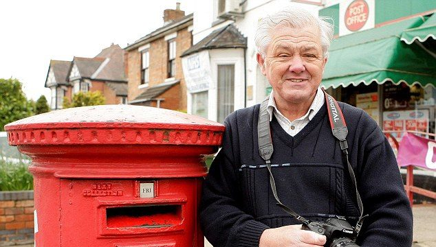 Does this man have the oddest hobby in Britain?