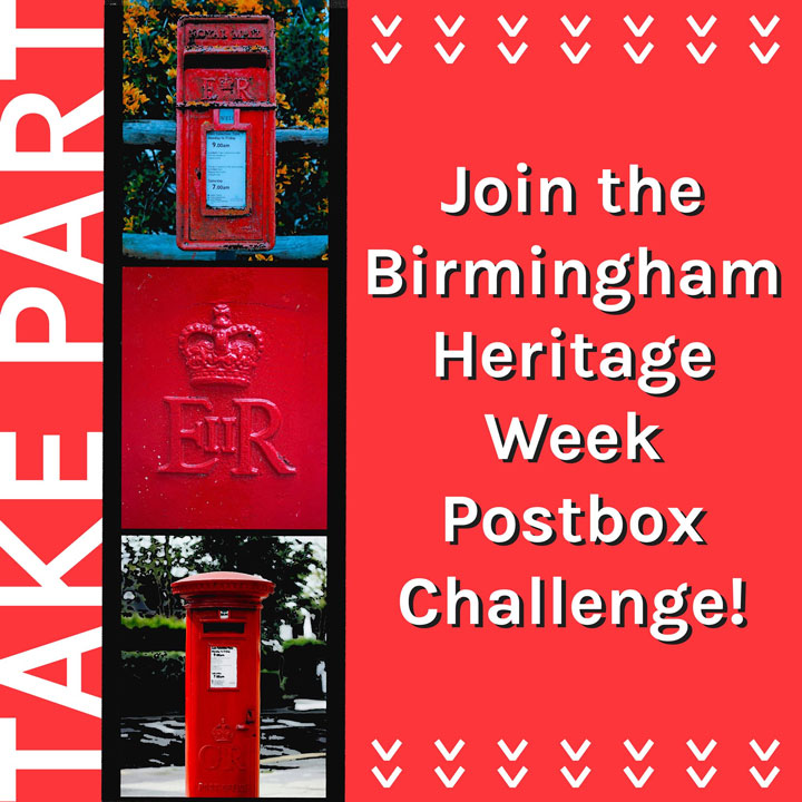 Birmingham Heritage e-Flyer