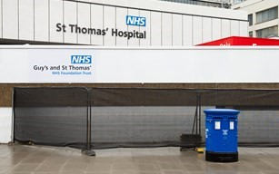 NHS Post boxes